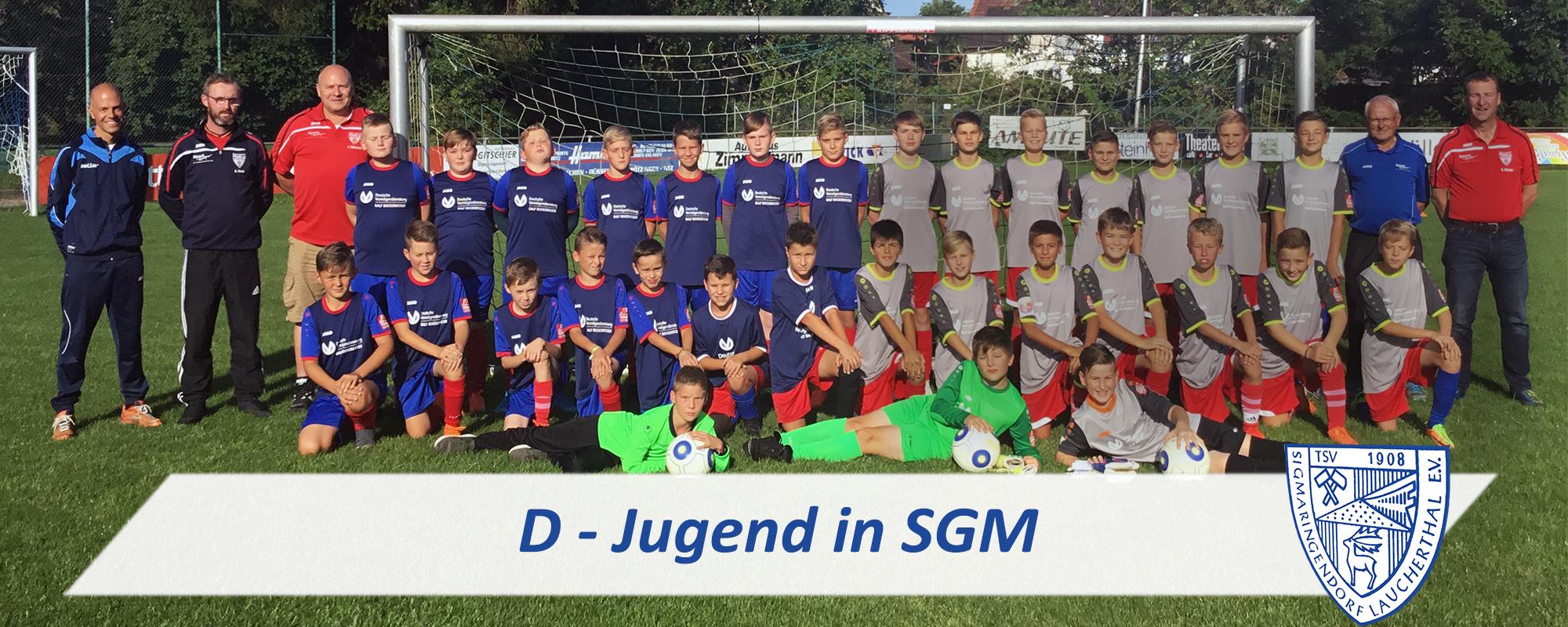 D - Jugend